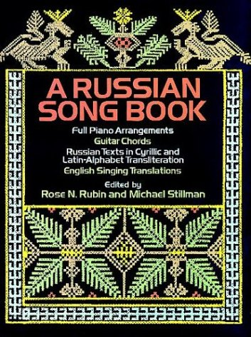 A Russian Song Book 9780486261188