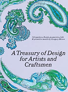 A Treasury of Design for Artists and Craftsmen 9780486220024