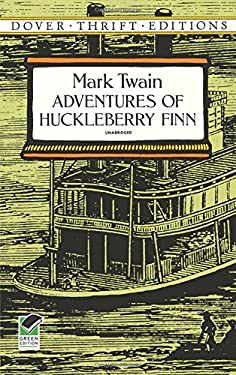 Adventures of Huckleberry Finn 9780486280615