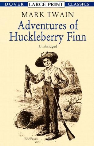 Adventures of Huckleberry Finn 9780486417806