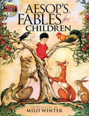 Aesop's Fables for Children [With CD] 9780486467702