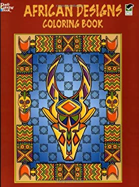 African Designs Coloring Book 9780486430379