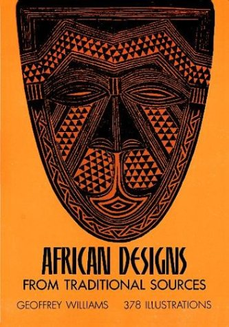 African Designs from Traditional Sources 9780486227528