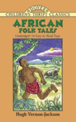 African Folk Tales 9780486405537