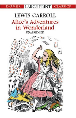 Alice's Adventures in Wonderland 9780486419336