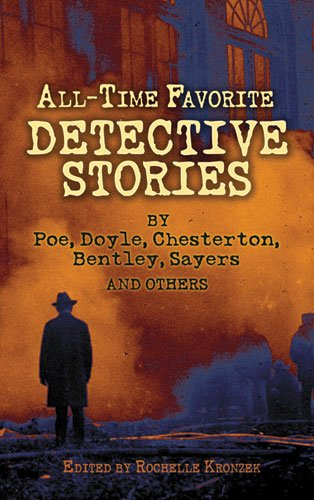 All-Time Favorite Detective Stories 9780486472744