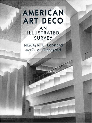 American Art Deco: An Illustrated Survey 9780486433745