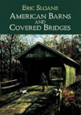 American Barns and Covered Bridges 9780486425610