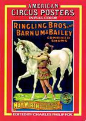 American Circus Posters 9780486236933