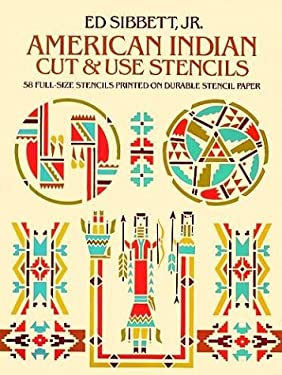 American Indian Cut & Use Stencils 9780486241838