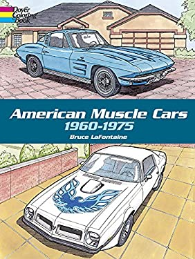 American Muscle Cars, 1960-1975 9780486418636