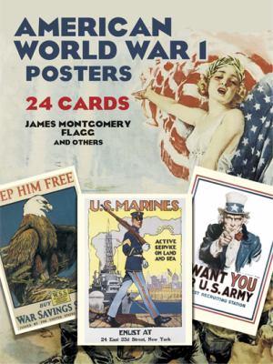 American World War I Posters 9780486430621
