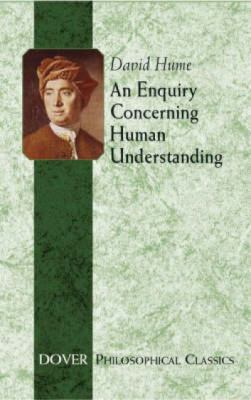 An Enquiry Concerning Human Understanding 9780486434445