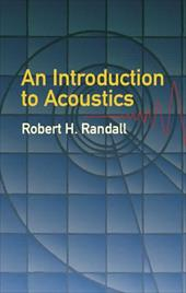 An Introduction to Acoustics 1603817