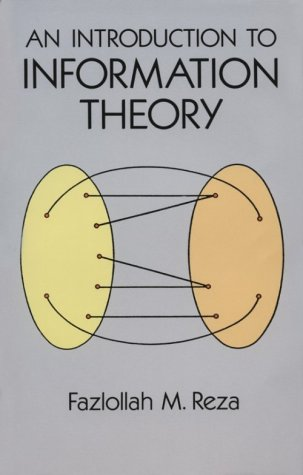 An Introduction to Information Theory 9780486682105