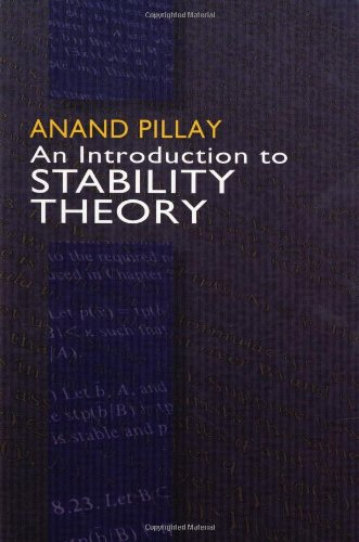 An Introduction to Stability Theory 9780486468969
