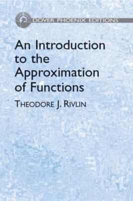 An Introduction to the Approximation of Functions 9780486495545