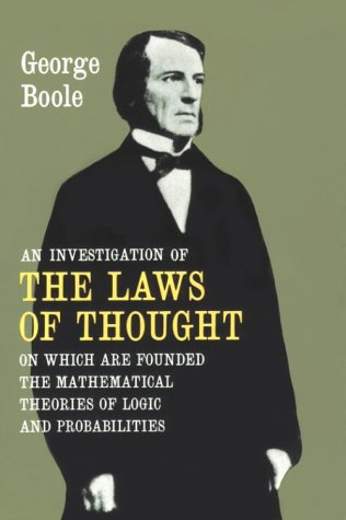 An Investigation of the Laws of Thought 9780486600284