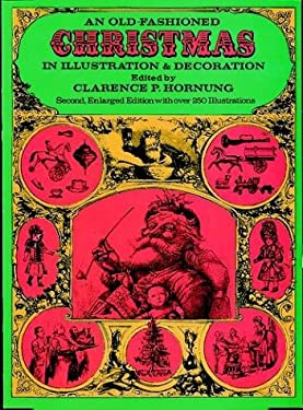 An Old-Fashioned Christmas in Illustration and Decoration 9780486223674