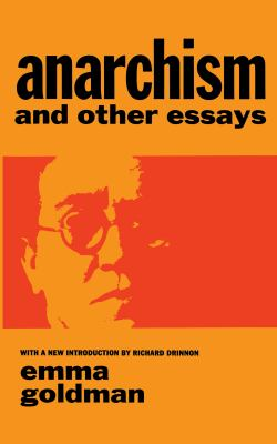 Anarchism and Other Essays 9780486224848