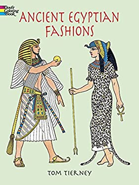 Ancient Egyptian Fashions 9780486408064