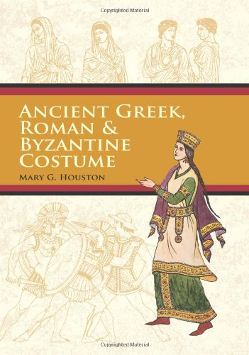 Ancient Greek, Roman & Byzantine Costume 9780486426105