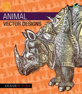 Animal Vector Designs [With CDROM] 9780486990842