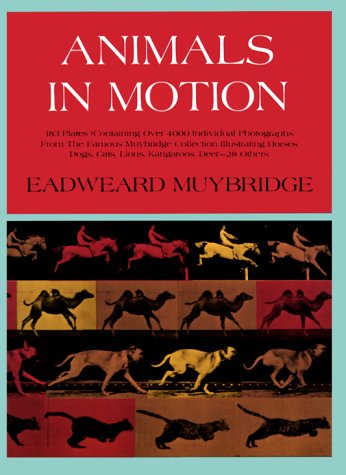 Animals in Motion 9780486202037