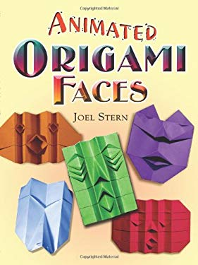 Animated Origami Faces 9780486461748
