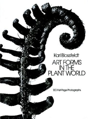 Art Forms in the Plant World 9780486249902