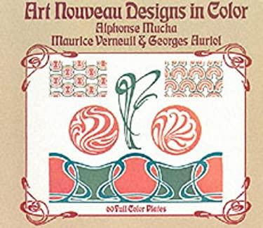 Art Nouveau Designs in Color 9780486228853