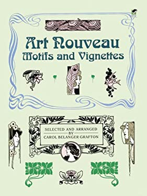 Art Nouveau Motifs and Vignettes 9780486259369