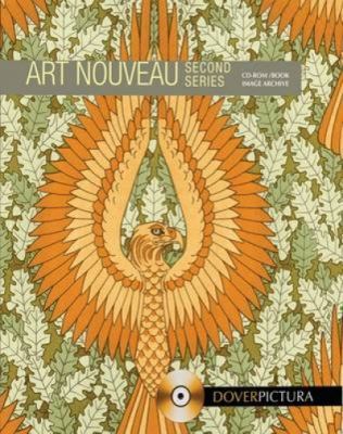 Art Nouveau: Second Series [With CDROM] 9780486990262