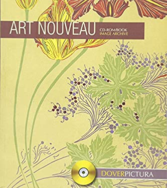 Art Nouveau [With CDROM] 9780486996394