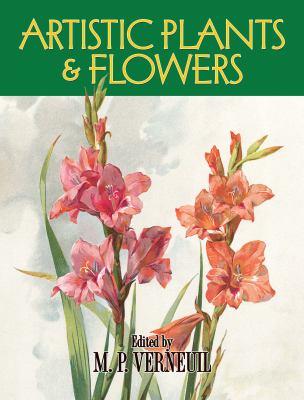 Artistic Plants & Flowers 9780486472515