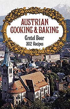Austrian Cooking and Baking 9780486232201