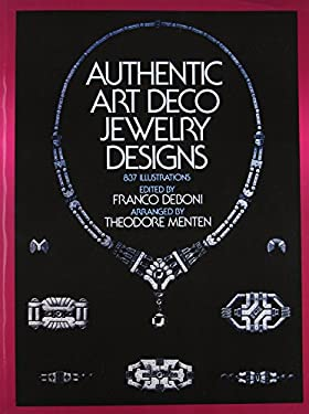 Authentic Art Deco Jewelry Designs 9780486243467