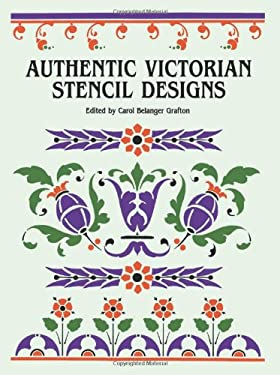 Authentic Victorian Stencil Designs 9780486243375
