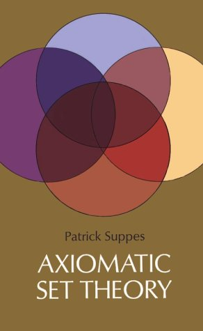 axiomatic set theory by patrick suppes mathematics. Black Bedroom Furniture Sets. Home Design Ideas