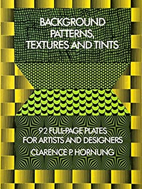 Background Patterns, Textures and Tints 9780486232607