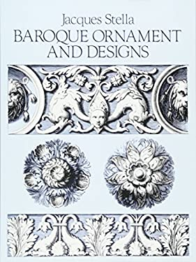 Baroque Ornament and Designs 9780486253787