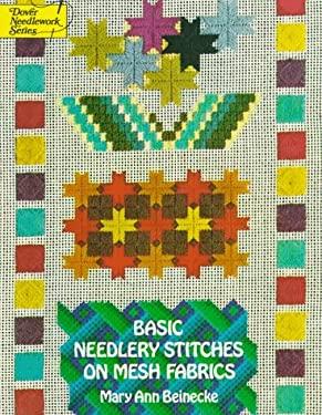 Basic Needlery Stitches on Mesh Fabrics 9780486217130