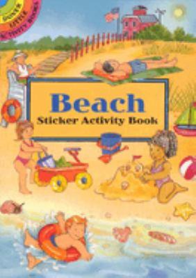 Beach Sticker Activity Book 9780486297316