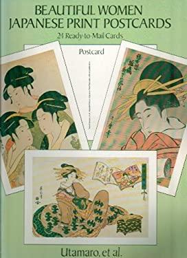 Beautiful Women Japanese Print Postcards 9780486288987