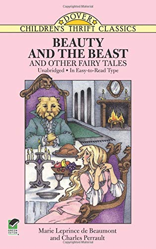 Beauty and the Beast: And Other Fairy Tales 9780486280325