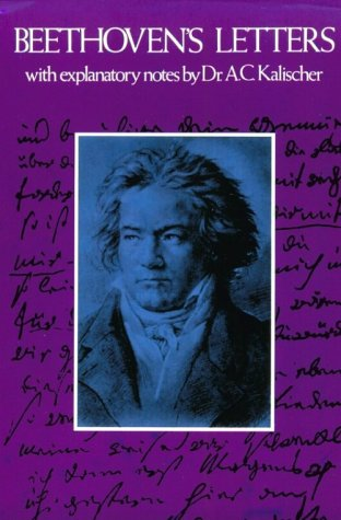 Beethoven's Letters 9780486227696