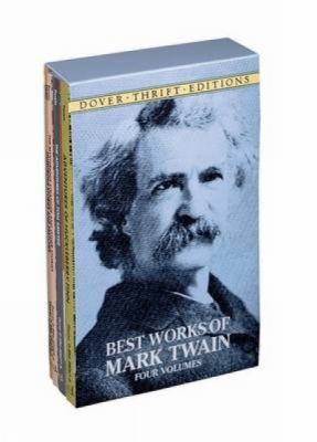 Best Works of Mark Twain: Four Volumes 9780486402260