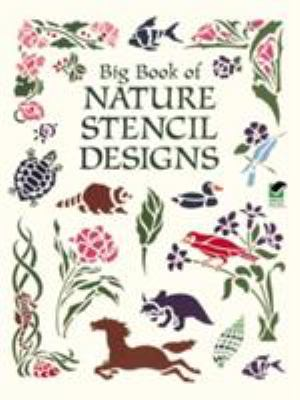 Big Book of Nature Stencil Designs 9780486297774