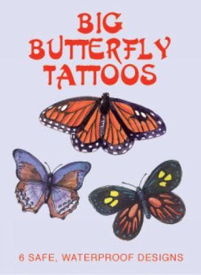 Big Butterfly Tattoos 9780486418551