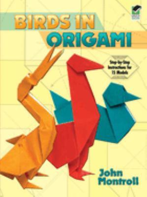 Birds in Origami 9780486283418